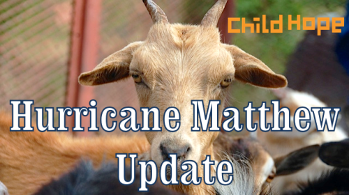 Hurricane Matthew Update #3 Cover Pic