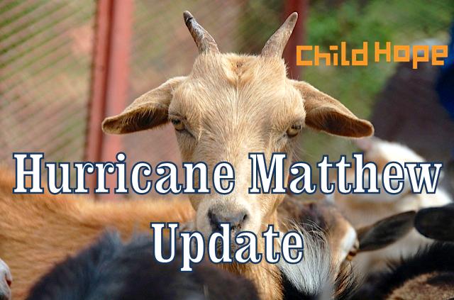 Hurricane Matthew Update #3 Cover Pic